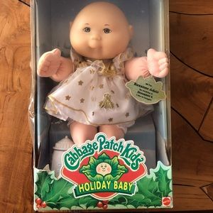 Rare 1997 Cabbage Patch Kids Doll Roxanne Adair